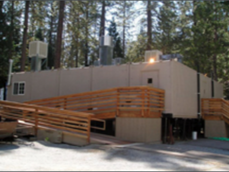 Hume Lake Conference Center